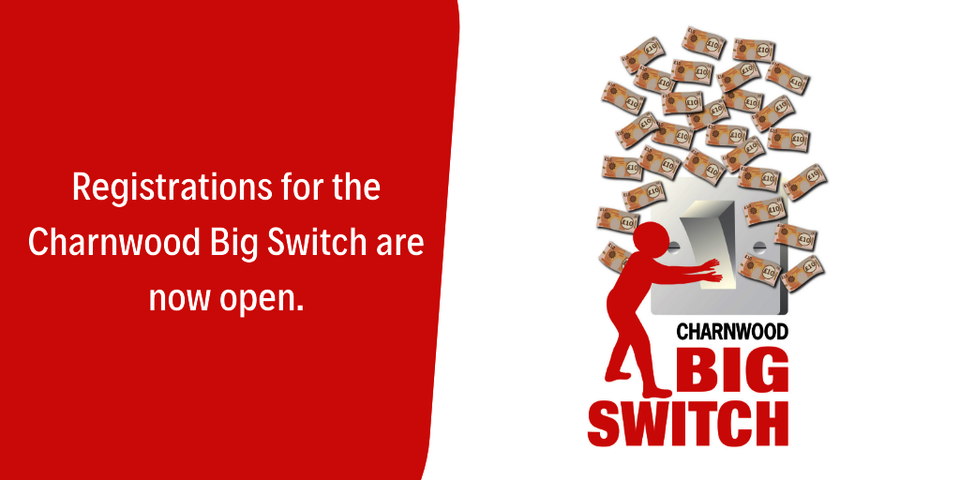 Register now for the Charnwood Big Switch