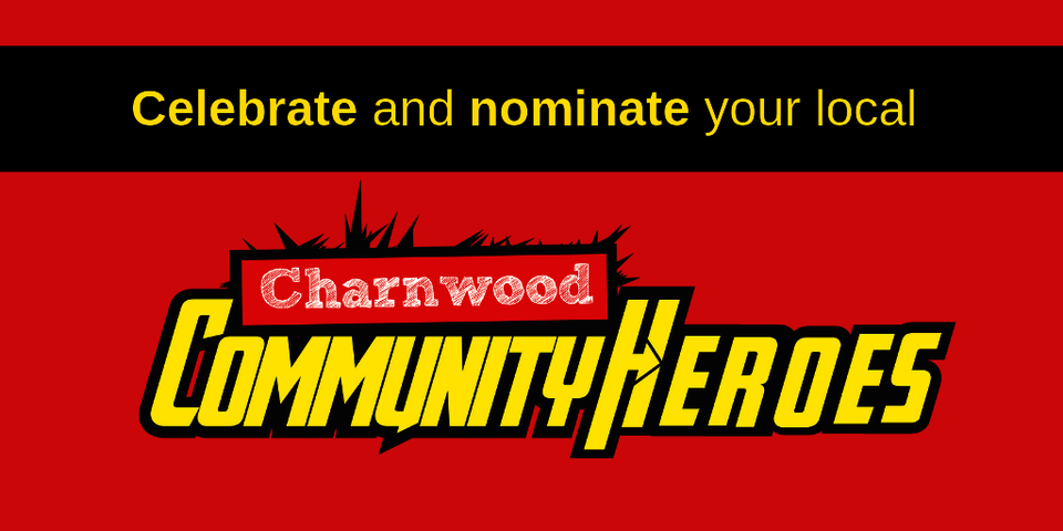 Nominate your Charnwood Community Heroes