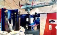 Inside Charnwood Museum
