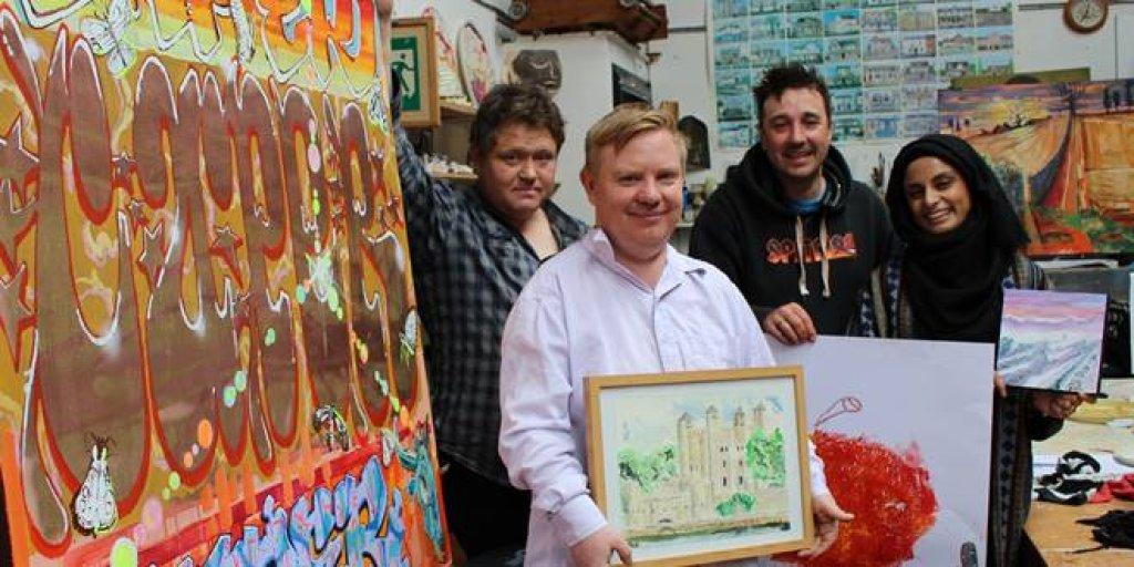 Albert Street Artists