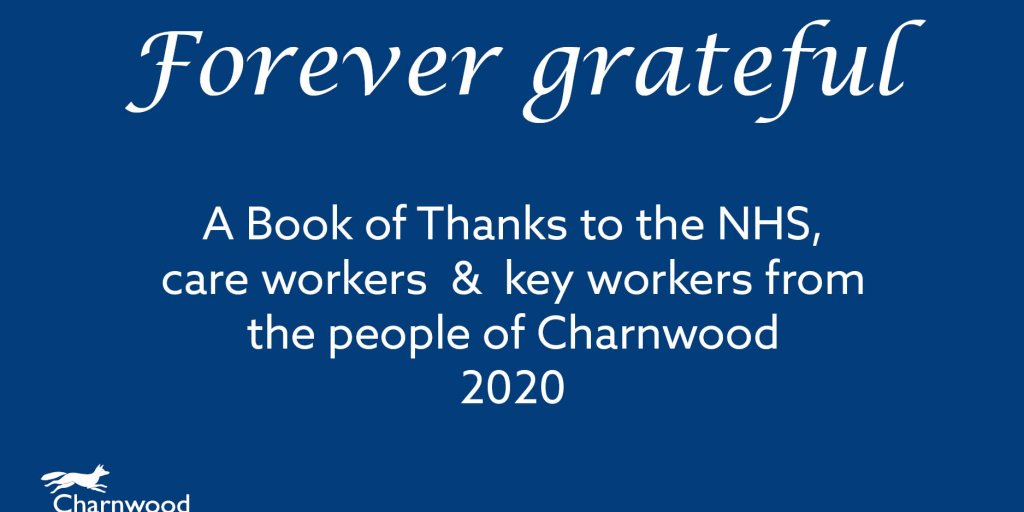Book of thanks