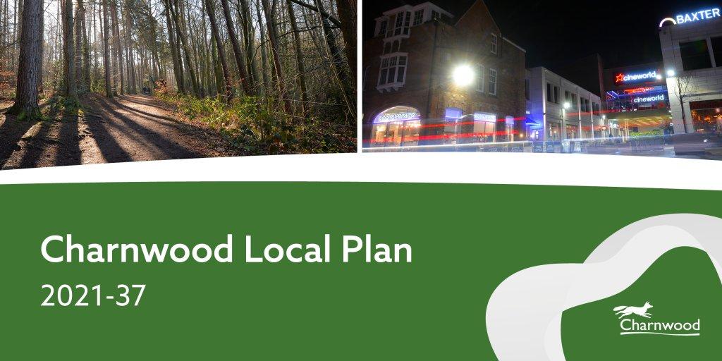 Charnwood Local Plan 2021-37