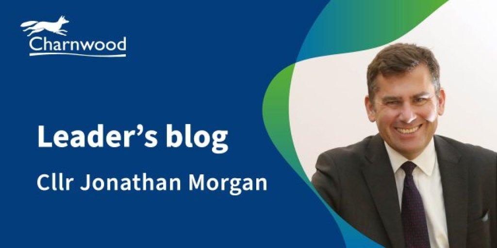Cllr Morgan Leader's Blog