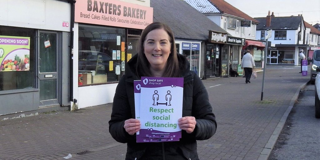 Cllr Shona Rattray - lead member for business support