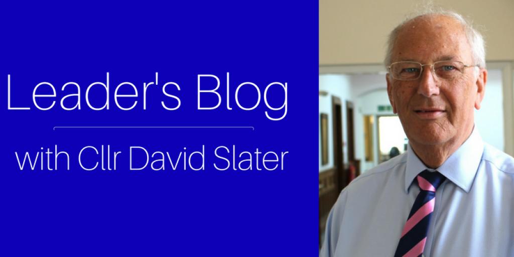 Leader's Blog New