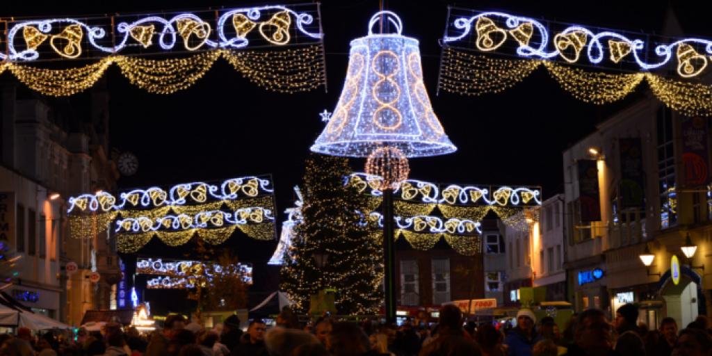Loughborough Christmas Lights 2018