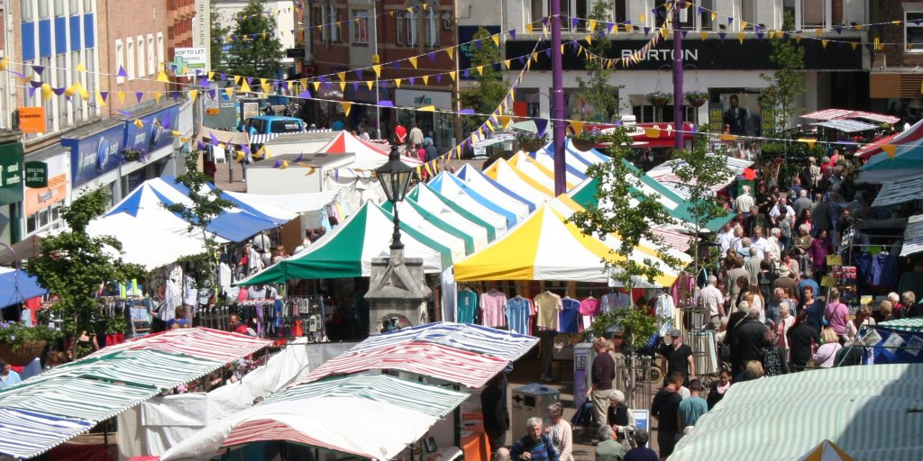 Loughborough Market 4