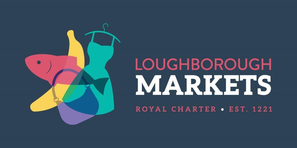 Loughborough Markets Logo 2018
