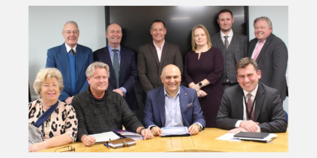 Loughborough Town Deal Board