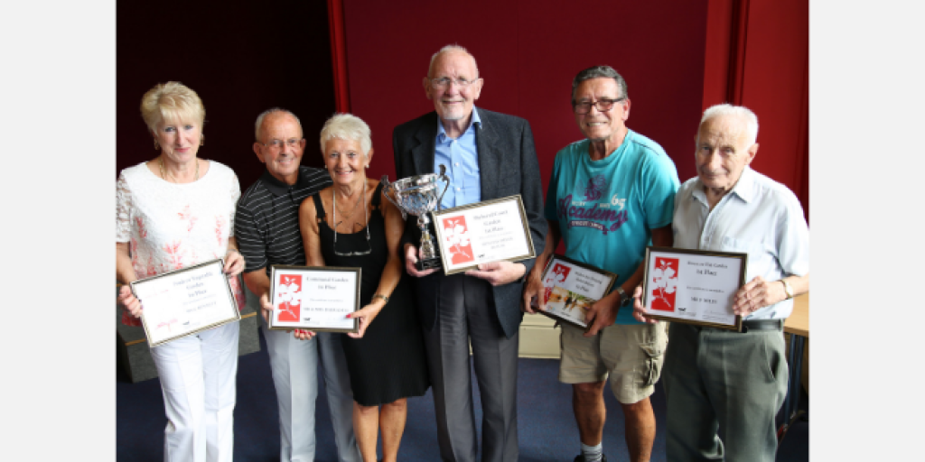 Tenant garden competition winners