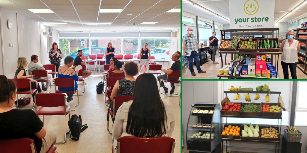 Photos from a recent event at Your Store which provided information to a range of organisations and local groups from the voluntary, community and charities sector.