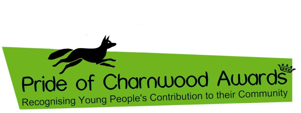 Pride of Charnwood Awards 2015 Logo