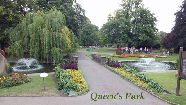 Queens park LiB 14