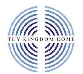 Articles 3947 Idg5 JPf25 G UD Thy Kingdom Come Logo