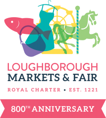 Logo to mark the markets and fair's 800th anniversary