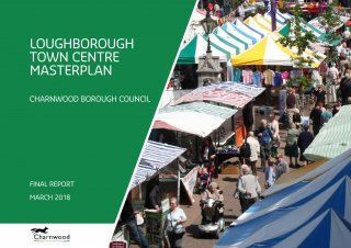 Loughborough Town Centre Masterplan 2017 FINAL