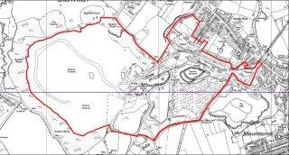 Mountsorrel Aqma Map
