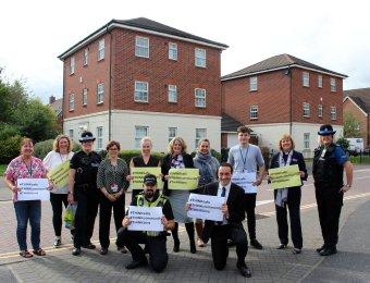 Council Police and University Representatives