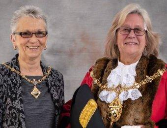 Mayor and Mayoress of Charnwood