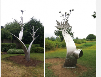 Shepshed public art project