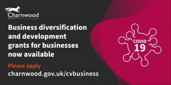 Business development and diversification grant