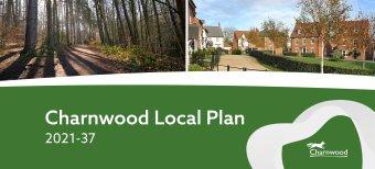 Charnwood Local Plan 2021-37 website