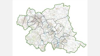 Charnwood Map