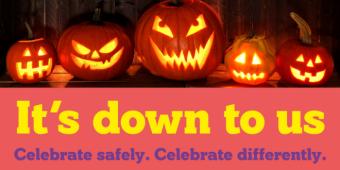 Halloween - Celebrate Safely