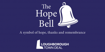 The Hope Bell - a symbol of hope, thanks and remembrance.