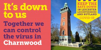 It's down to us Charnwood