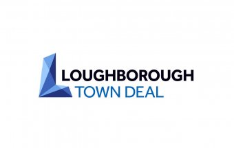 Loughborough Town Deal logo