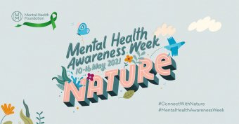 Mental Health Awareness Week 2021 logo