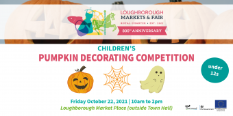 Pumpkin decorating competition