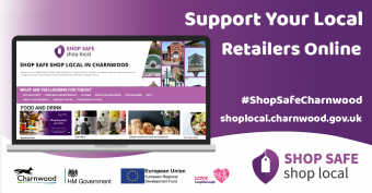 SSSL Support your local retailers online