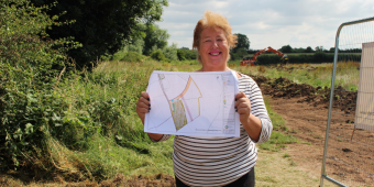Work starts on new cemetery in Loughborough