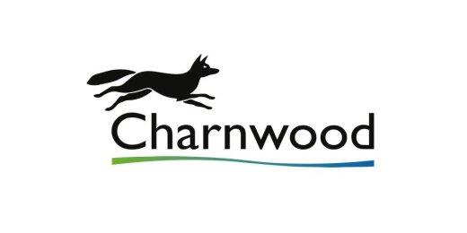 Charnwood logo news banner