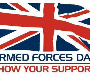 Armed Forces Day logo