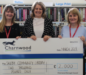 New rounds of Charnwood grants to benefit community