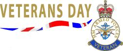 The Veterans Day Logo