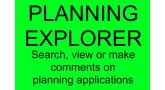 Planning Explorer - Search, view or make comments on planning applications